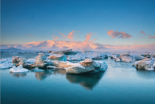 Nyd sensommeren i Island