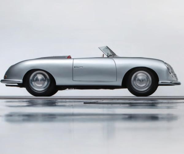 70 år med Porsche