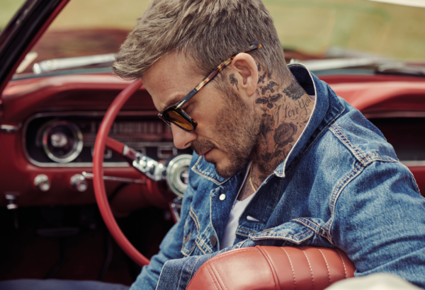 David Beckhams vision
